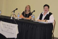 Our speakers, Karen Doornebos and Christine Shih