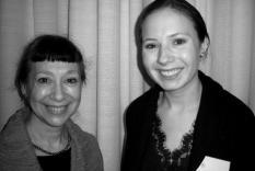Debra Mancoff and Lindsay Bosch
