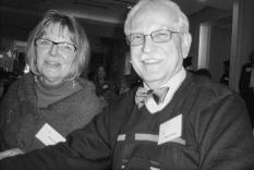 Pat Wieber and William Phillips