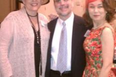 Laura Whitlock, Jeff Nigro and Debra Ann Miller (photographer Sara Okey)