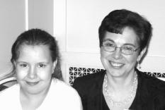 Amy and Kathleen Hoke