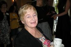 GCR Eucational Outreach Director Diane Capitani