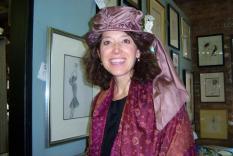 Host Jeanne Steen