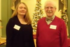 Karla Benton and William Phillips Dec 4 2010 (Vicky Hinshaw photographer)