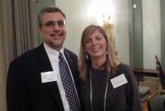 Jeff Nigro and Karen Doonebos Dec 3 2011 (Vicky Hinshaw photographer)