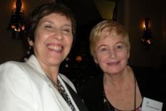 Felicia Carparelli and Diane Capitani