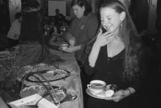 Anne Davis and Elizabeth Carrel