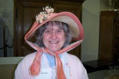 Bonnet model Penny Boye
