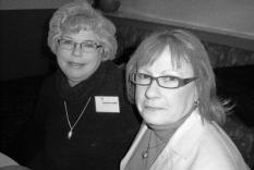Gwen Jaeger and Jeanne Liedtka