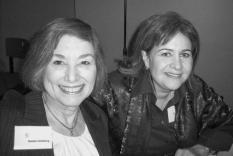 Natalie Goldberg and Linda Rahal