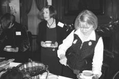 Natalie Goldberg and Linda Reinert