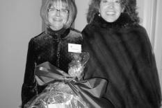 Pat Wieber and Jeanne Steen