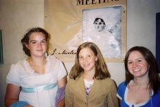 Young fans of Jane Austen